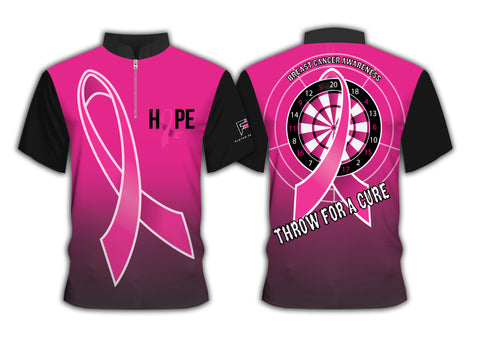 2018 Throw for a Cure - PRE ORDER