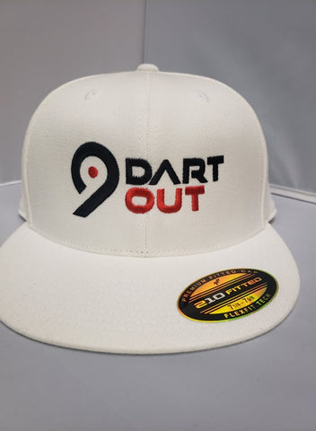 9 Dart Out Fitted/ Flexfit Hats Pre-Order