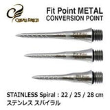 Fit Point - Stainless Steel Conversion Points