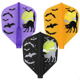 FIT FLIGHT HALLOWEEN DART FLIGHTS - SHAPE