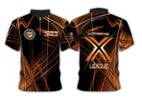 Xtreme League - Orange/Black - Pre-Order