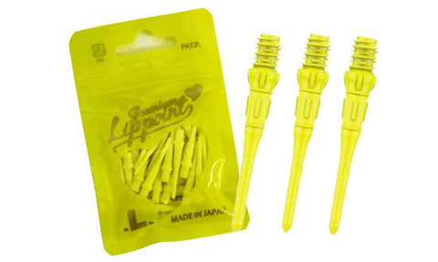 Lippoint premium Soft Tip Points - Yellow