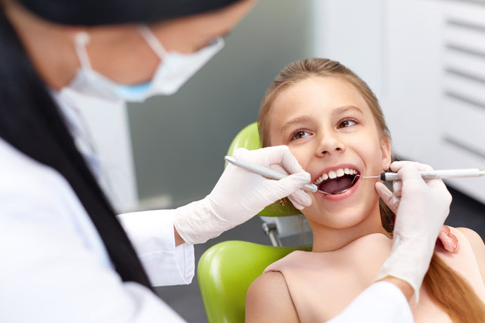 Developing Great Dental Habits with Kids