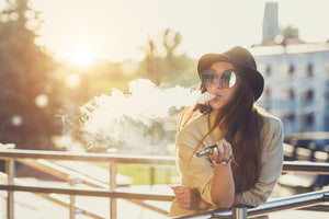 Nico-teen: Vaping Use Among Teens and Young Adults