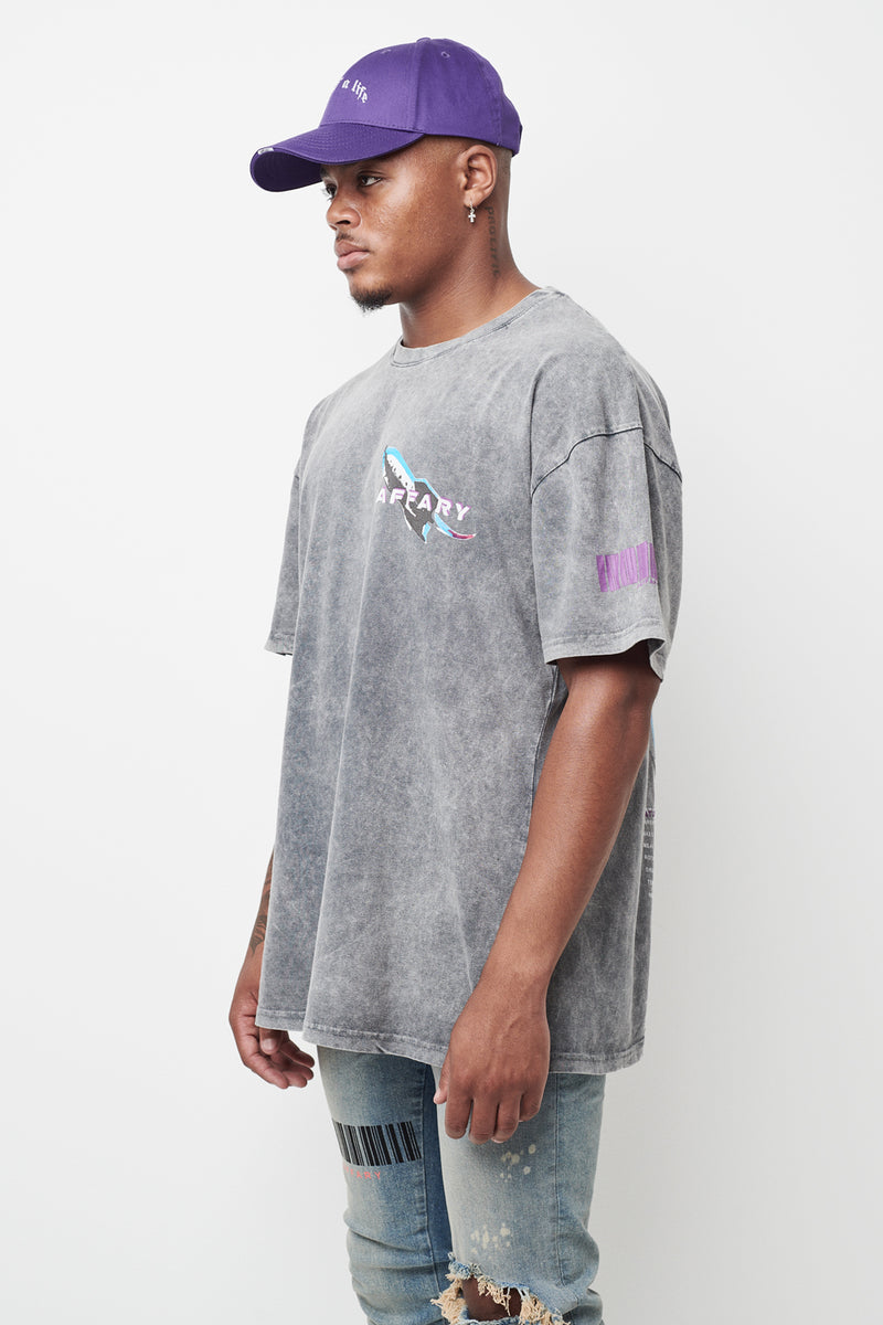Stargazing Heavy Cotton Washed Tee