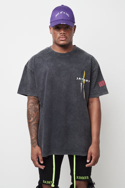 Lost In Space Washed Heavy Cotton Tee