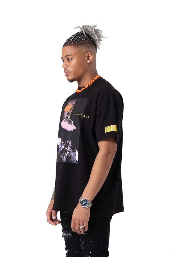 Giela Mask Heavy Cotton Tee