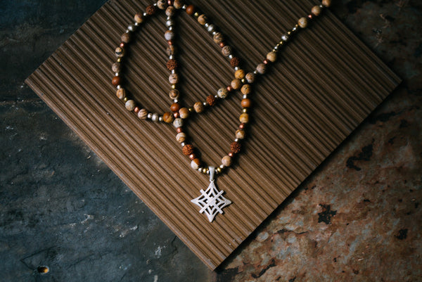 Clarity Mantra Necklace