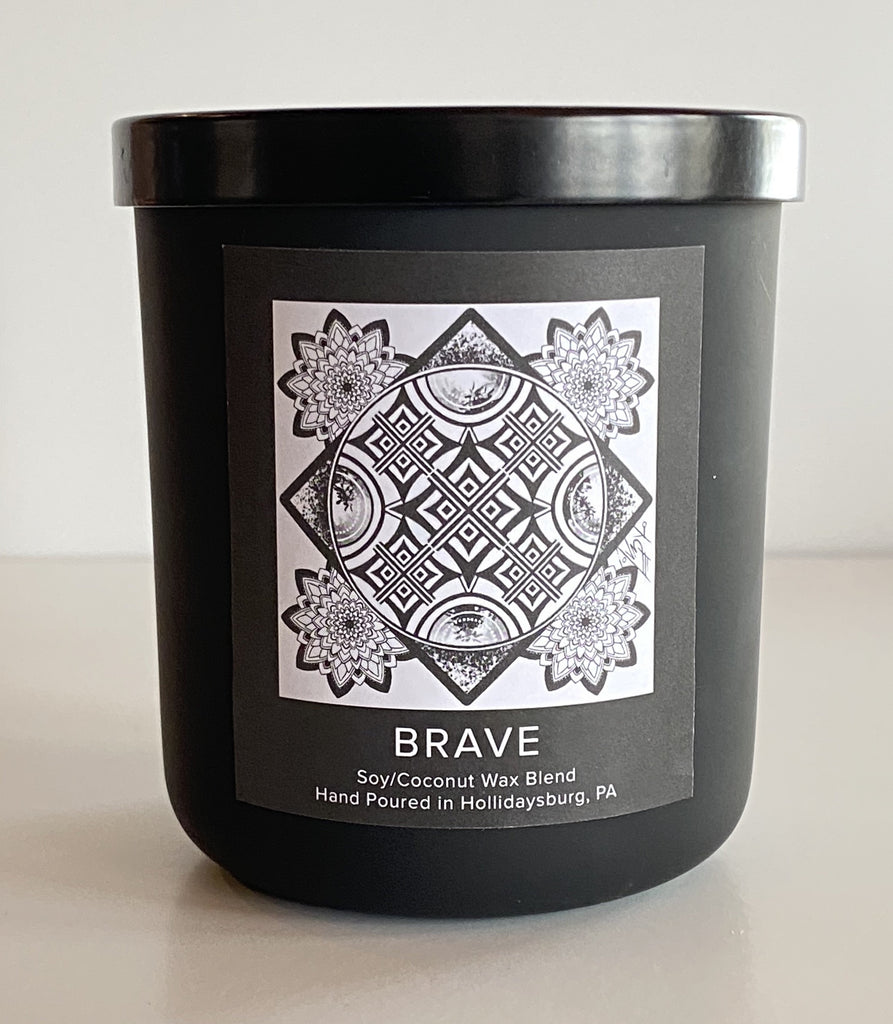 Avery Artisan Collection Candle - Brave & Copper