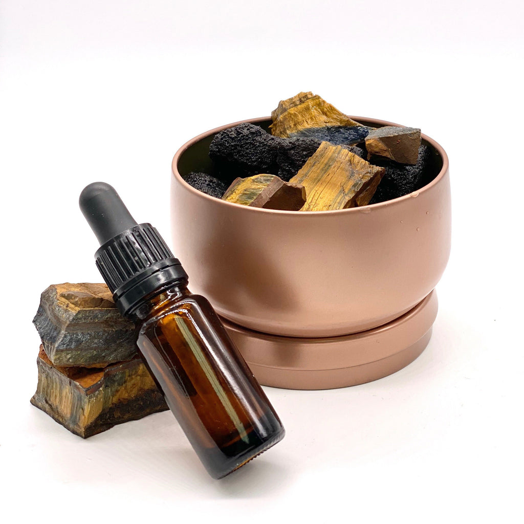 Lava & Tiger's Eye Diffuser