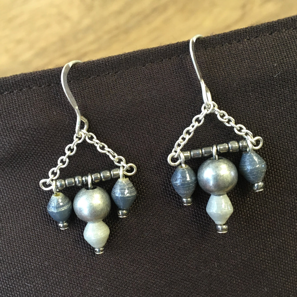 BeadforLife Vision Earrings