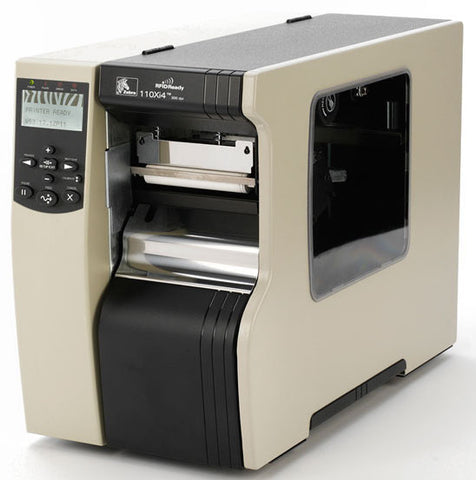 Zebra 110Xi4 Tabletop Barcode Printer 112-801-00000
