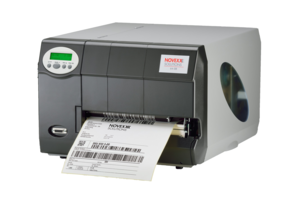 Novexx 64-08 Barcode Printer Peripheral With Reflex Sensor A9253