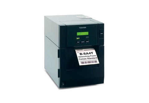 B-SA4TM-GS12-QM-R, Toshiba B-SA4 Metal Thermal Transfer/Direct Thermal printer - GoZob.com