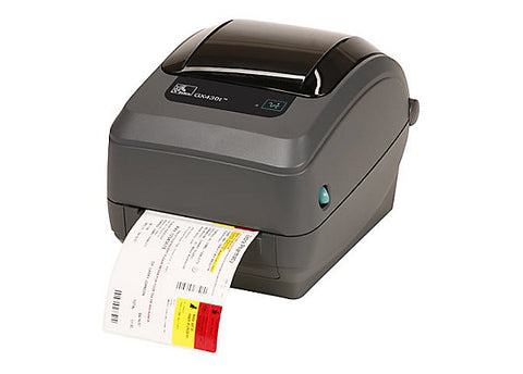 Zebra GX430T Barcode Printer GX43-102710-000