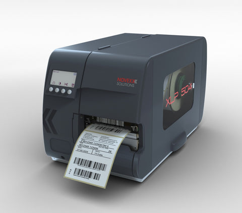 Cutter Knife Option For Novexx XLP 504 Barcode Printer A1168