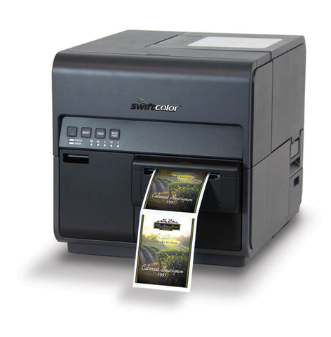 SCL-4000P SwiftColor High Speed Digital Inkjet Color Label Printer - Pigment Based - GoZob.com