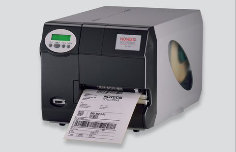 Novexx 64-06 Barcode Printer Peripheral With Cutter A9252