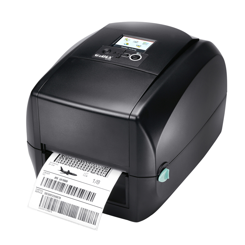 "Godex RT700i 4"" Thermal Transfer Barcode Label Printer, 011-70iF01-000 - GoZob.com"