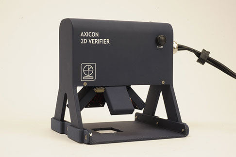 Axicon 12500 Wide Throat 2D Barcode Verifier- V12500 - GoZob.com