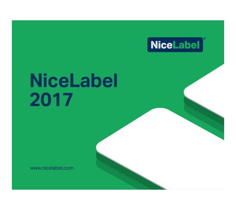NLDEXX001S-X NiceLabel Designer Express 2017, Single User with Hardware Key - GoZob.com