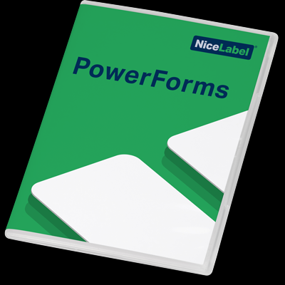 NLPDXX001S NiceLabel PowerForms 2017, Single User - GoZob.com