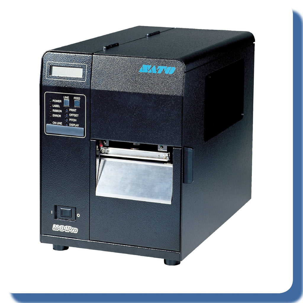 "WM8430011, M84Pro Sato 4.1"" Thermal Printer - GoZob.com"