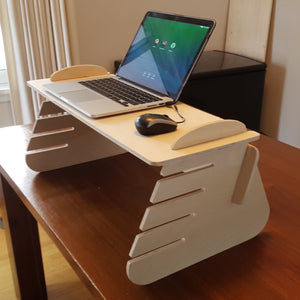 Laptop Stand Up Desk