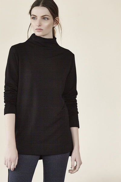 Capote - Gina Long Sleeve Top-allforher.com