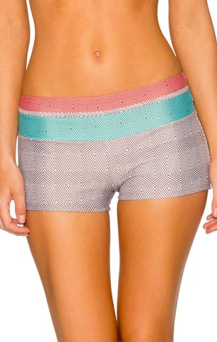 Swimsystems - Spliced Short-allforher.com