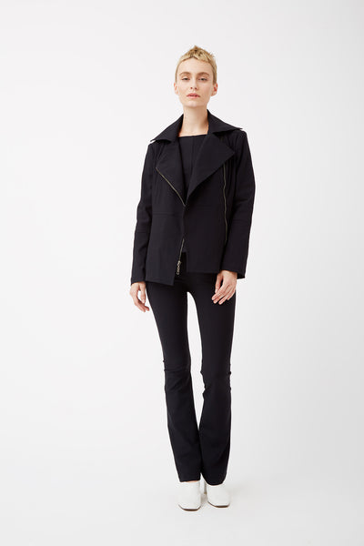 Elaine Kim - Tech Stretch Zip Jacket-allforher.com