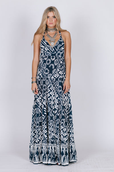 Raga - Tropic Blues Razor Back Maxi-allforher.com