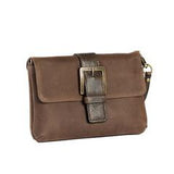 Boconi - Leon Mini Clutch In Mocha-allforher.com