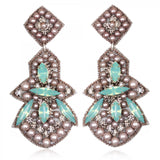 Suzanna Dai - Ravello Drop Earrings-allforher.com