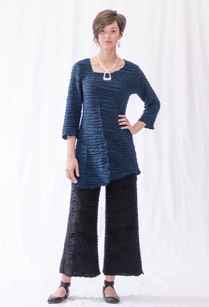 CTC Collection Limited - Asymmetric Seam Tunic-allforher.com