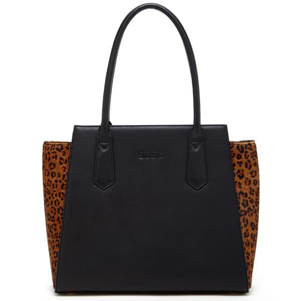Susu Handbags - The Jody Leather Animal Print Tote-allforher.com