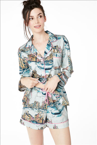 Bed Head - Shorty PJ Set-allforher.com