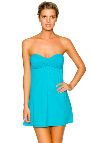 Swimsystems - Bandeau Dress-allforher.com