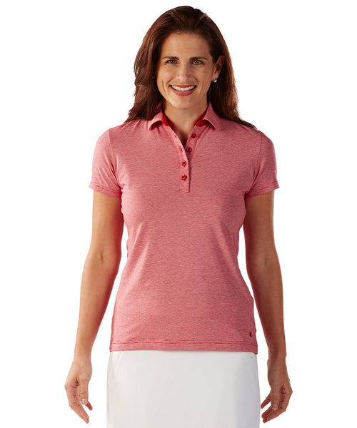 Bobby Jones - Short Sleeve Polo-allforher.com