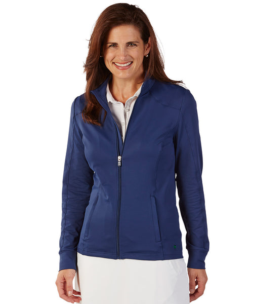 Bobby Jones - Full Zip Jacket-allforher.com
