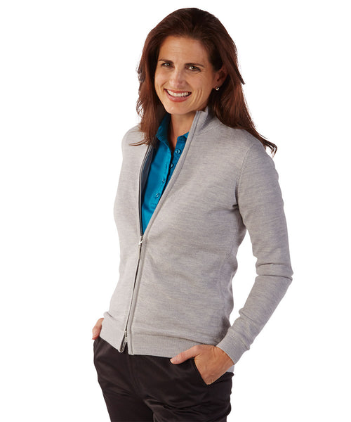 Bobby Jones - Zip Wind Sweater-allforher.com
