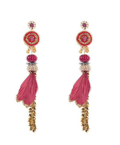 Deepa Gurnani - Charlotte Earrings-allforher.com