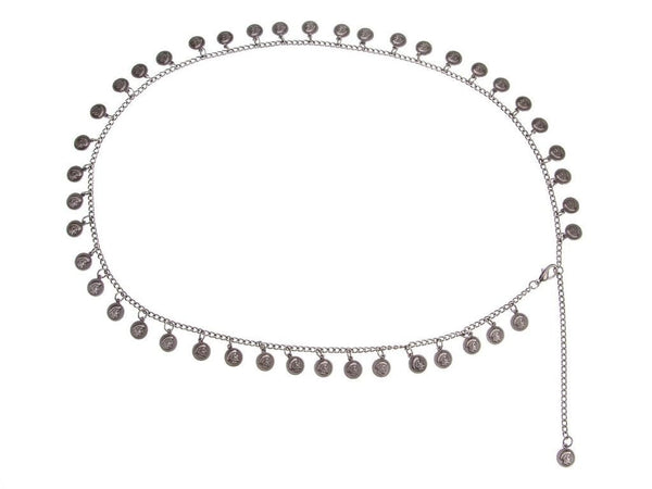 Lovestrength - Caspian Necklace Belt-allforher.com