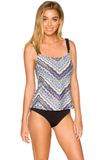 Sunsets - Underwire Tankini (D/DD Cup)-allforher.com