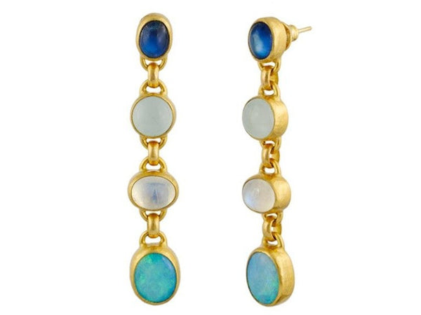 Gurhan - Multi Drop Earrings-allforher.com