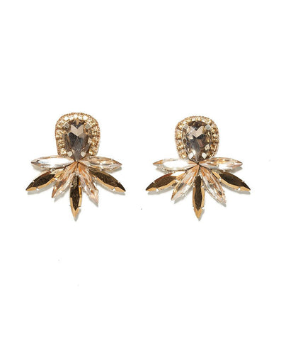 Deepa Gurnani - Lorena Earrings-allforher.com