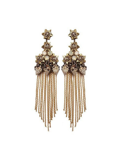 Deepa Gurnani - Kona Earrings-allforher.com