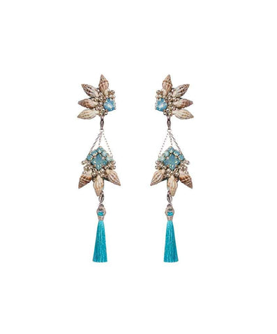 Deepa Gurnani - Caia Earrings-allforher.com