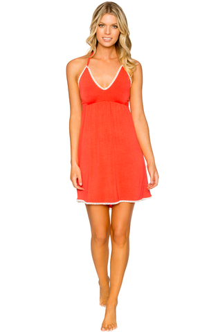 Sunsets Crush Summer Dress-allforher.com