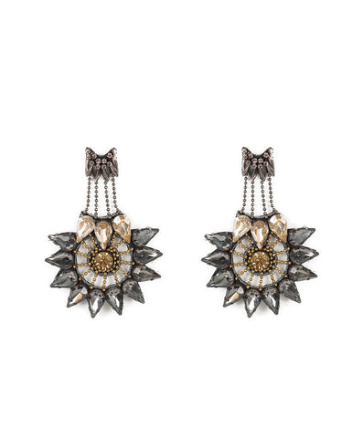 Deepa Gurnani - Keeya Earrings-allforher.com
